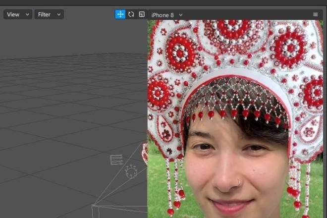 Маски для Инстаграм Эксклюзивные 3Д эффекты Instagram 3D FaceBook VK 4 - kwork.ru