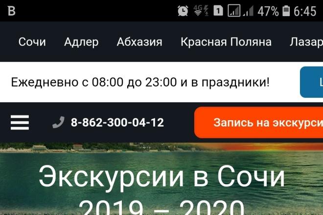 Конвертирую Ваш сайт в Android приложение 16 - kwork.ru