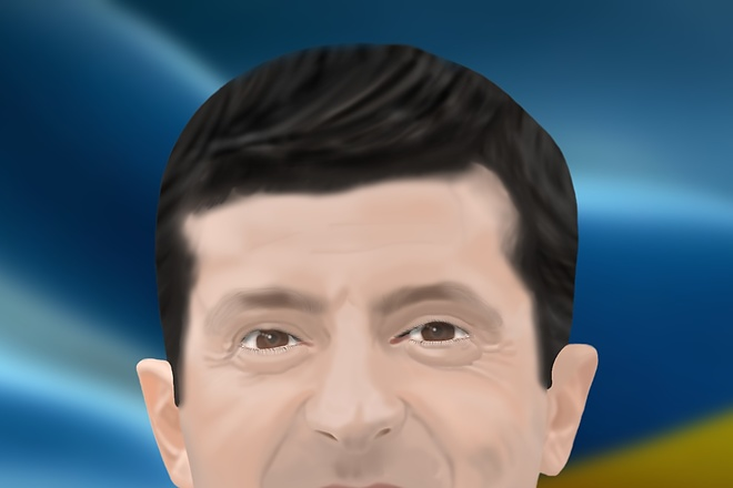 Портрет на Заказ 1 - kwork.ru