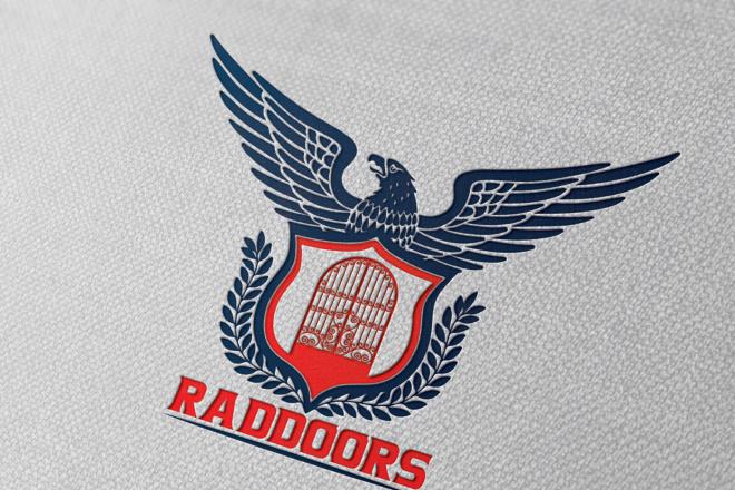 Разработаю винтажный логотип 64 - kwork.ru