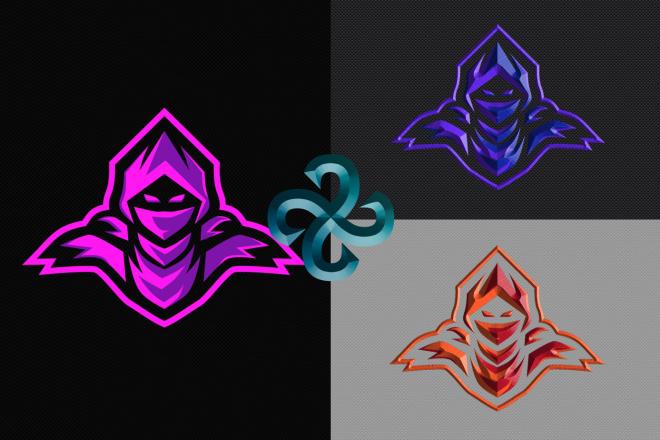 Логотип в кратчайшие сроки 2 - kwork.ru