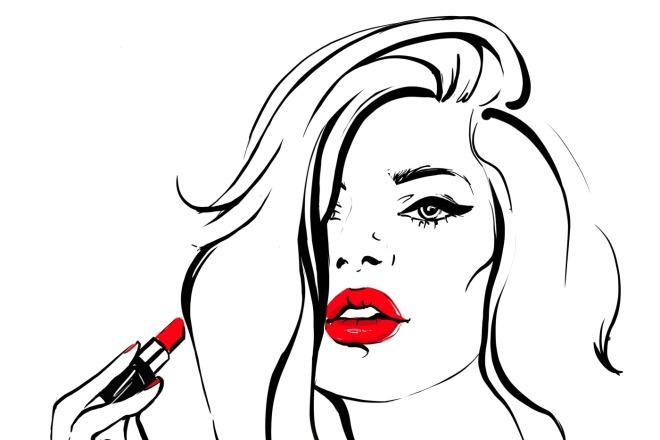 Сделаю иллюстрацию в стиле фэшн иллюстрации 1 - kwork.ru