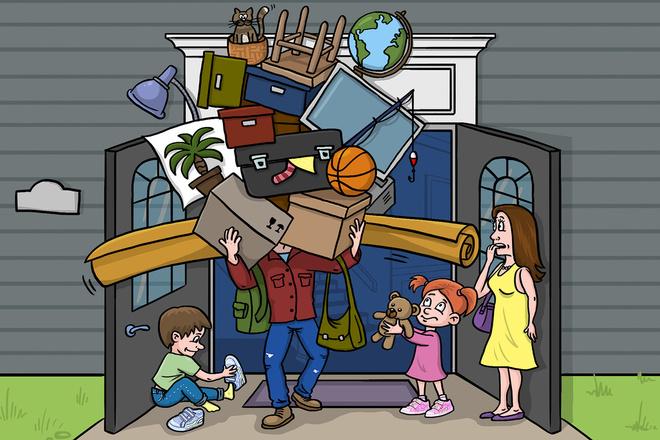 Нарисую для Вас иллюстрации в жанре карикатуры 70 - kwork.ru