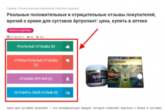 Верстка, Адаптация HTML, CSS, JS из PSD 16 - kwork.ru
