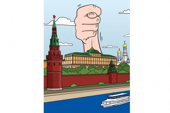 Нарисую для Вас иллюстрации в жанре карикатуры 102 - kwork.ru