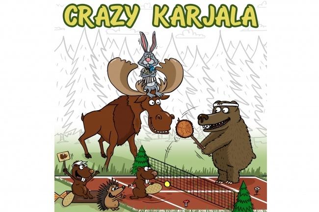 Нарисую для Вас иллюстрации в жанре карикатуры 90 - kwork.ru