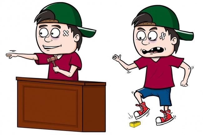 Нарисую для Вас иллюстрации в жанре карикатуры 113 - kwork.ru