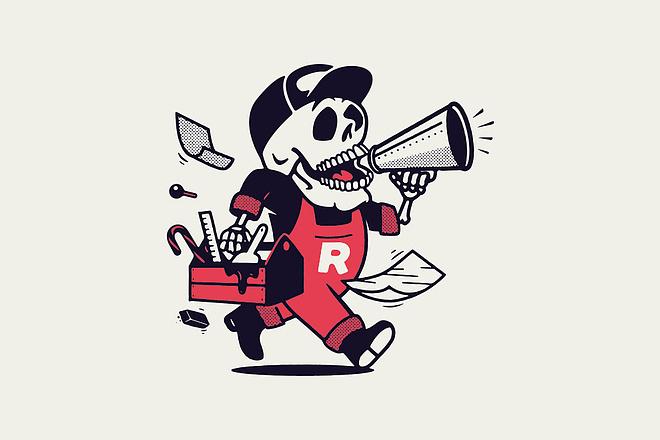 Векторная отрисовка растровых логотипов, иконок 94 - kwork.ru