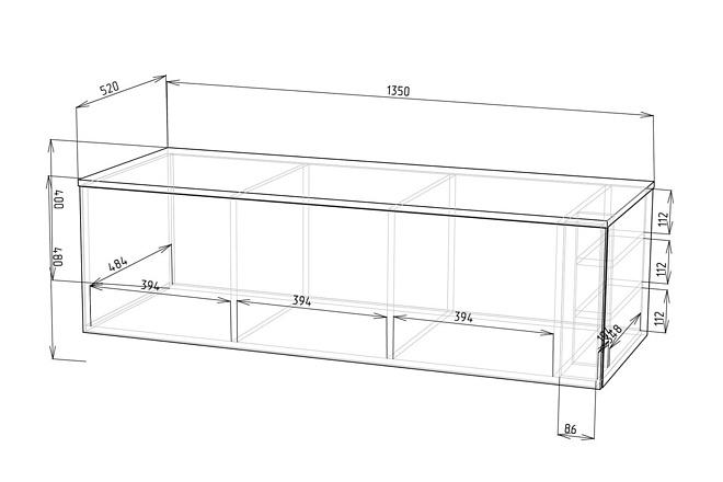 Конструкторская документация для изготовления мебели 94 - kwork.ru