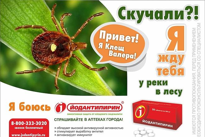 Создание дизайн - макета 32 - kwork.ru
