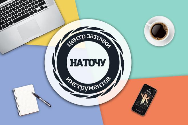 Создание логотипа для вас или вашей компании 28 - kwork.ru