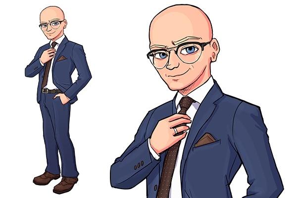 Нарисую вам персонажа или иллюстрацию 5 - kwork.ru