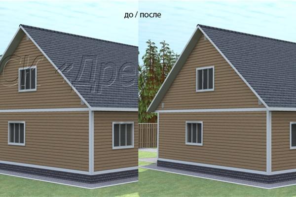 Выполню фотомонтаж в Photoshop 124 - kwork.ru