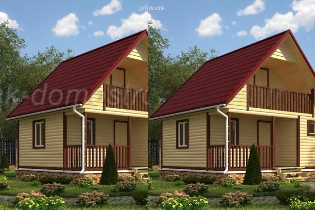 Выполню фотомонтаж в Photoshop 126 - kwork.ru