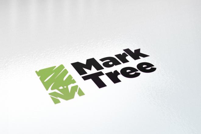 Логотип в 3 вариантах, визуализация в подарок 94 - kwork.ru