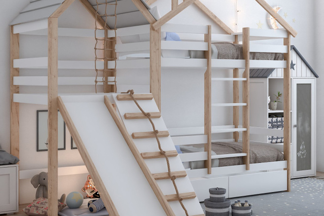 3D моделирование и визуализация мебели 31 - kwork.ru