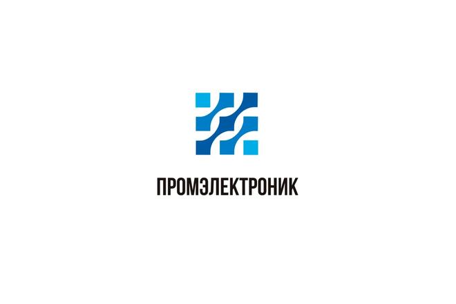 Создам простой логотип 83 - kwork.ru