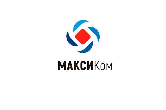 Создам простой логотип 72 - kwork.ru