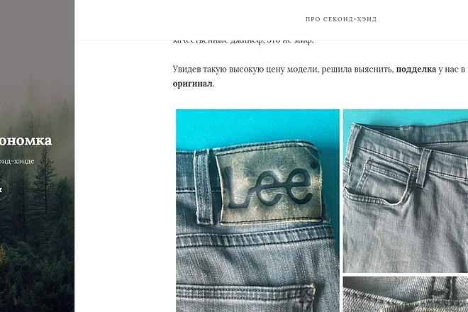 Создам сайт для вашего канала в ЯндексДзен 2 - kwork.ru