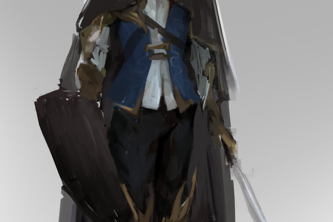 Концепт арт и Дизайн персонажа 9 - kwork.ru