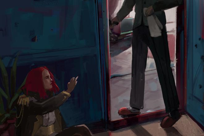 2D иллюстрация 16 - kwork.ru