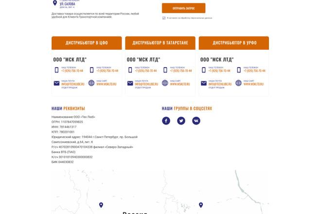 Уникальный дизайн сайта для вас. Интернет магазины и другие сайты 80 - kwork.ru