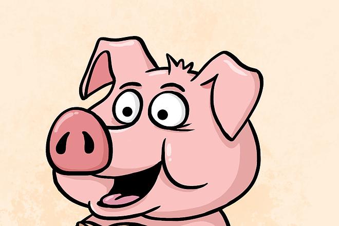 Нарисую для Вас иллюстрации в жанре карикатуры 226 - kwork.ru