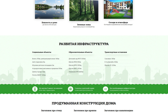 Верстка Landing Page по PSD, XD, AI или Figma макету 8 - kwork.ru