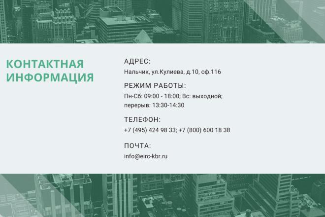 Стильный дизайн презентации 1 - kwork.ru