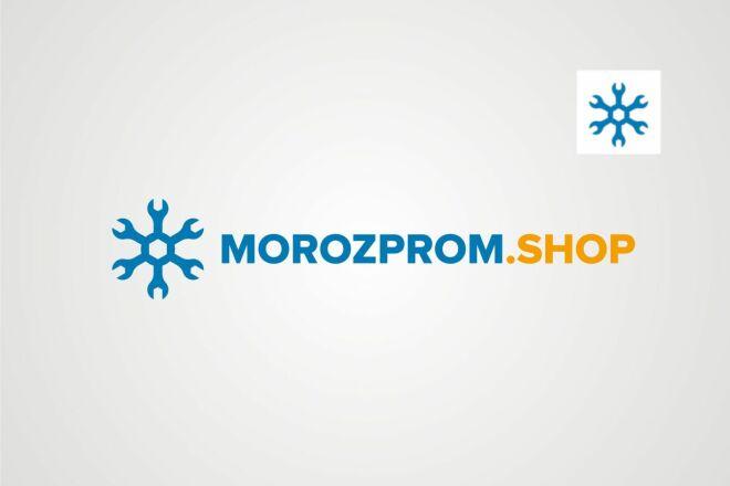 Логотип по образцу в векторе в максимальном качестве 5 - kwork.ru
