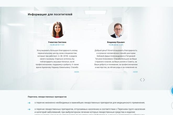 Вёрстка сайтов по доступной цене 202 - kwork.ru