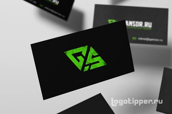 Разработка логотипа от профессионала 7 - kwork.ru