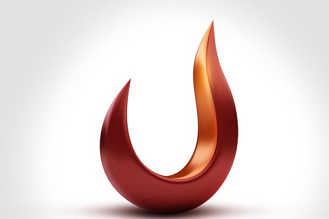 3D логотип 5 - kwork.ru