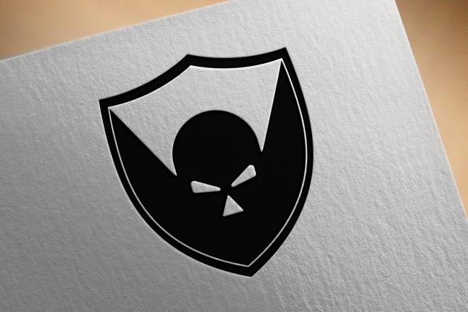 Нарисую логотип в векторе по вашему эскизу 33 - kwork.ru