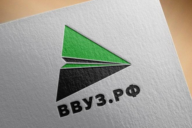 Лого по эскизу 48 - kwork.ru