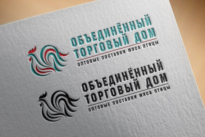 Лого по эскизу 45 - kwork.ru