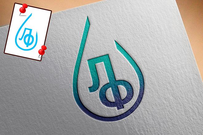 Лого по эскизу 43 - kwork.ru