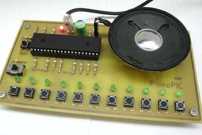 Программы для микроконтроллеров AVR , STM , PIC 4 - kwork.ru