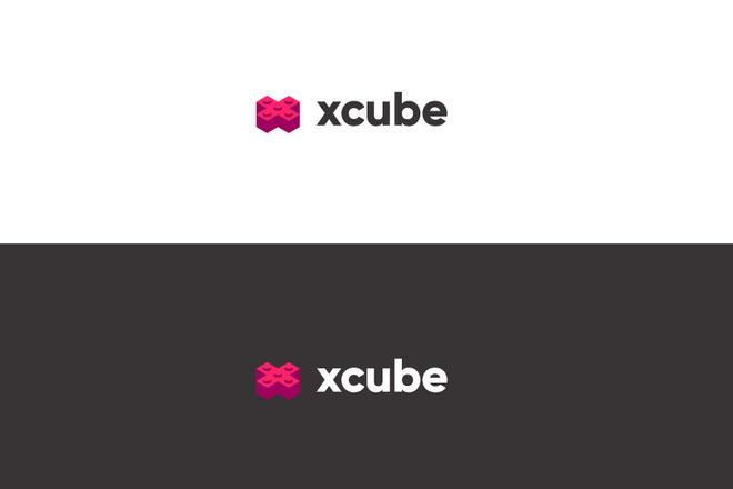 Разработка логотипа для сайта и бизнеса. Минимализм 95 - kwork.ru