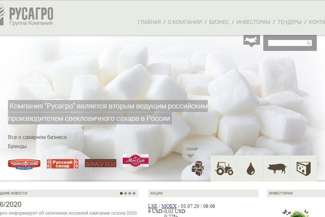 Скопирую почти любой сайт, landing page под ключ с админ панелью 18 - kwork.ru
