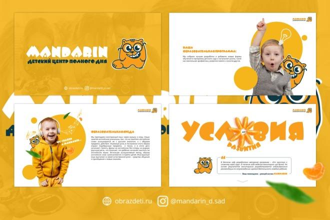 Оформление презентации товара, работы, услуги 53 - kwork.ru