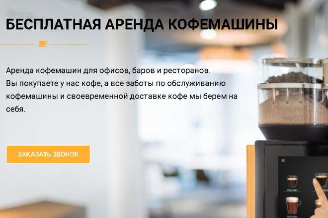 Копирование Landing Page и перенос на Wordpress 14 - kwork.ru
