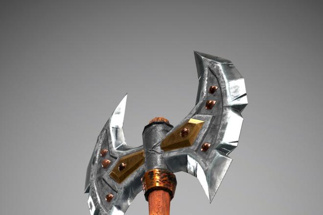 3D Modeling. Создам 3D модель, фигуру, объект, персонажа 10 - kwork.ru