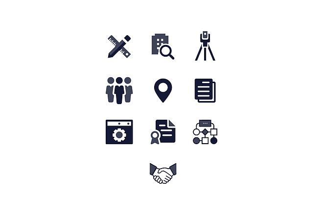 Создам 5 иконок в любом стиле, для лендинга, сайта или приложения 58 - kwork.ru