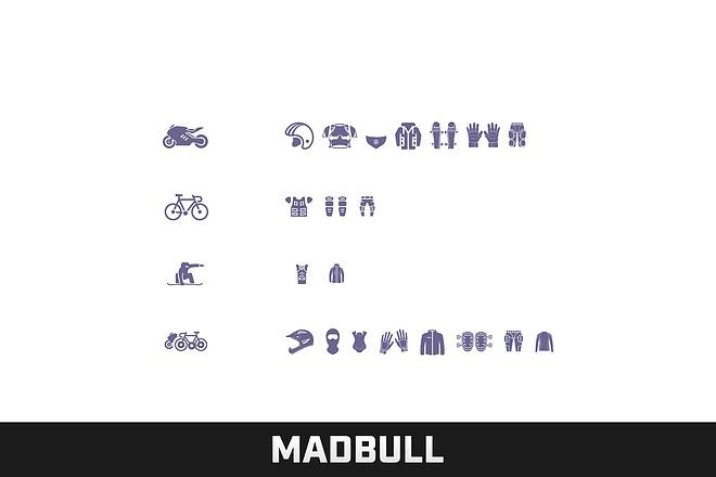 Создам 5 иконок в любом стиле, для лендинга, сайта или приложения 47 - kwork.ru