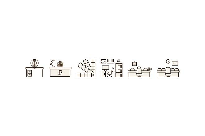 Создам 5 иконок в любом стиле, для лендинга, сайта или приложения 44 - kwork.ru