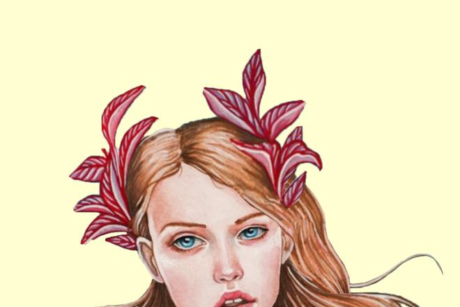 Нарисую портрет в растровой или векторной графике 2 - kwork.ru