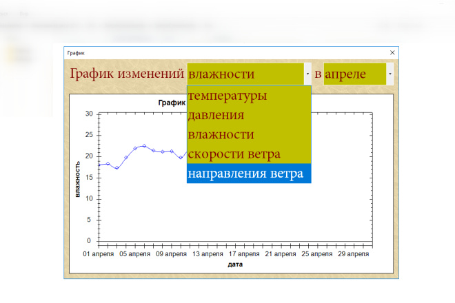 Разработка программы для Windows на языке C# с графическим интерфейсом 6 - kwork.ru
