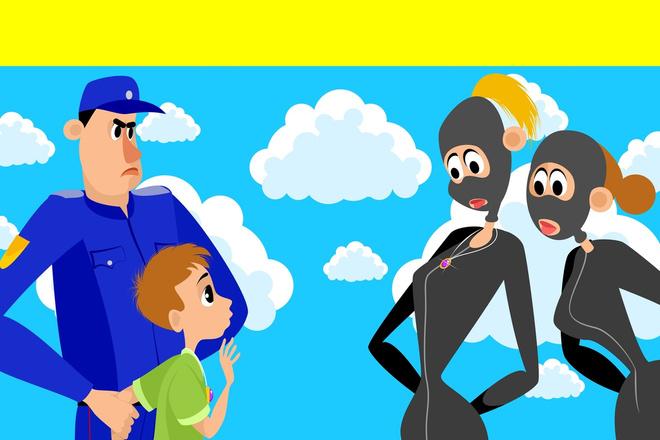 Иллюстрации, рисунки, комиксы 25 - kwork.ru