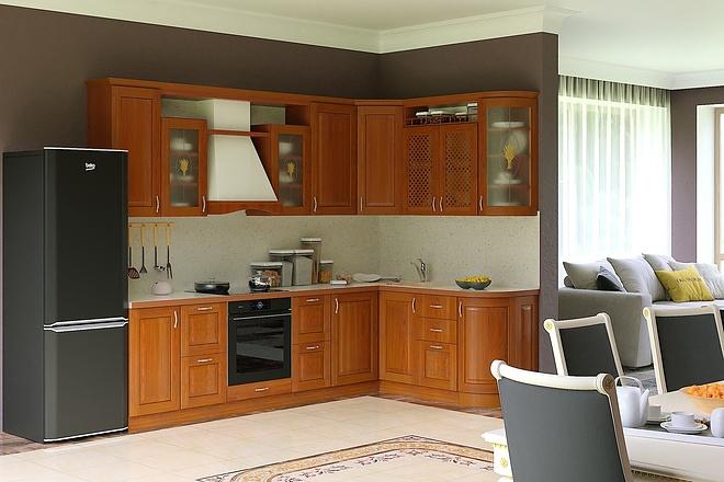 3D моделирование и визуализация мебели 98 - kwork.ru